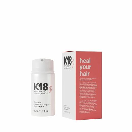 K18 Hair Molecular Repair Mask - hiushoito 50ml